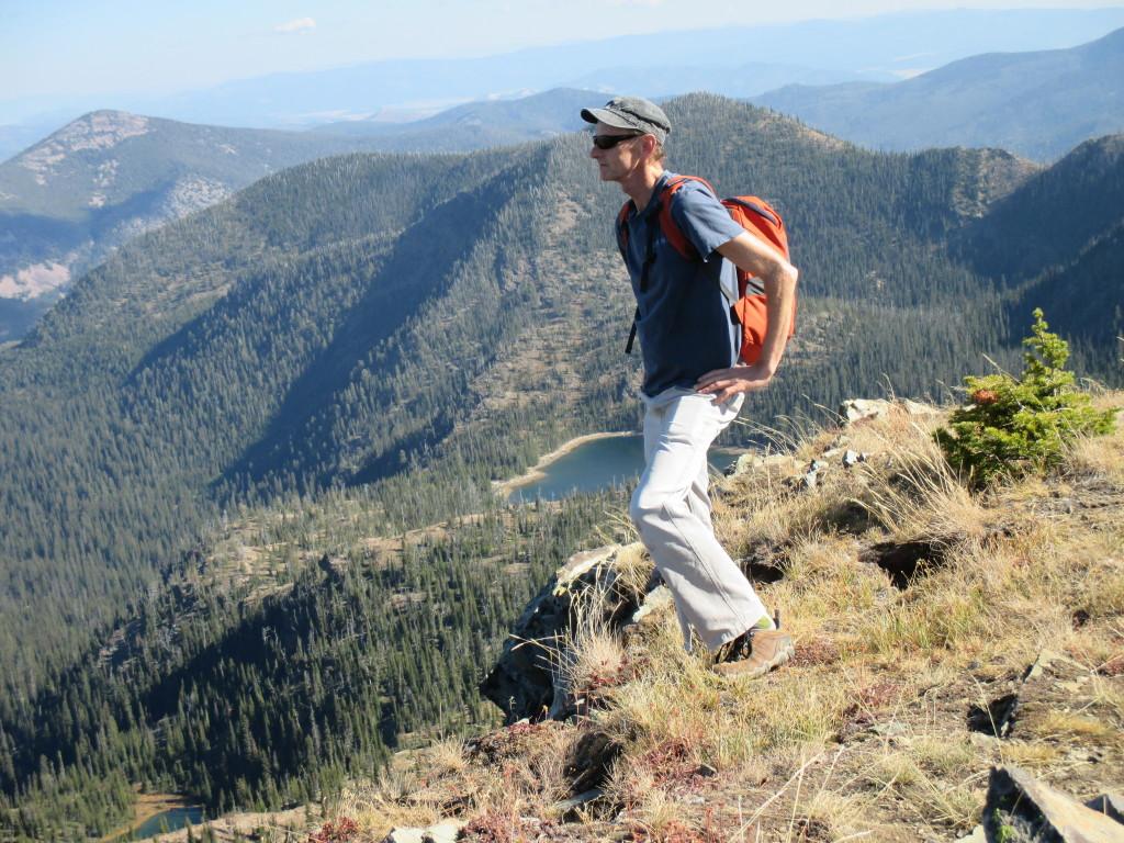 Summit of Mt. Stuart