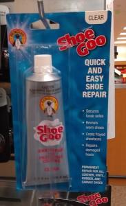 shoe goo at store copy